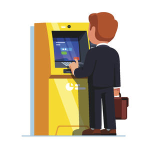 Credit Union Video Teller Machine
