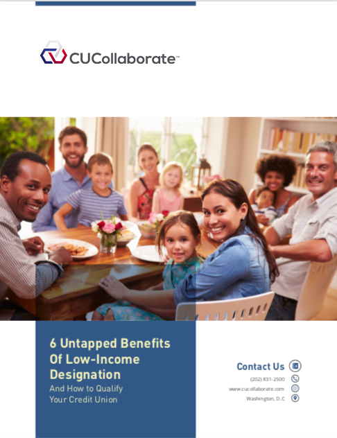 CUCollaborate Low Income Credit Union Guide