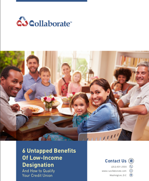 CUCollaborate Low-Income Designation Guide