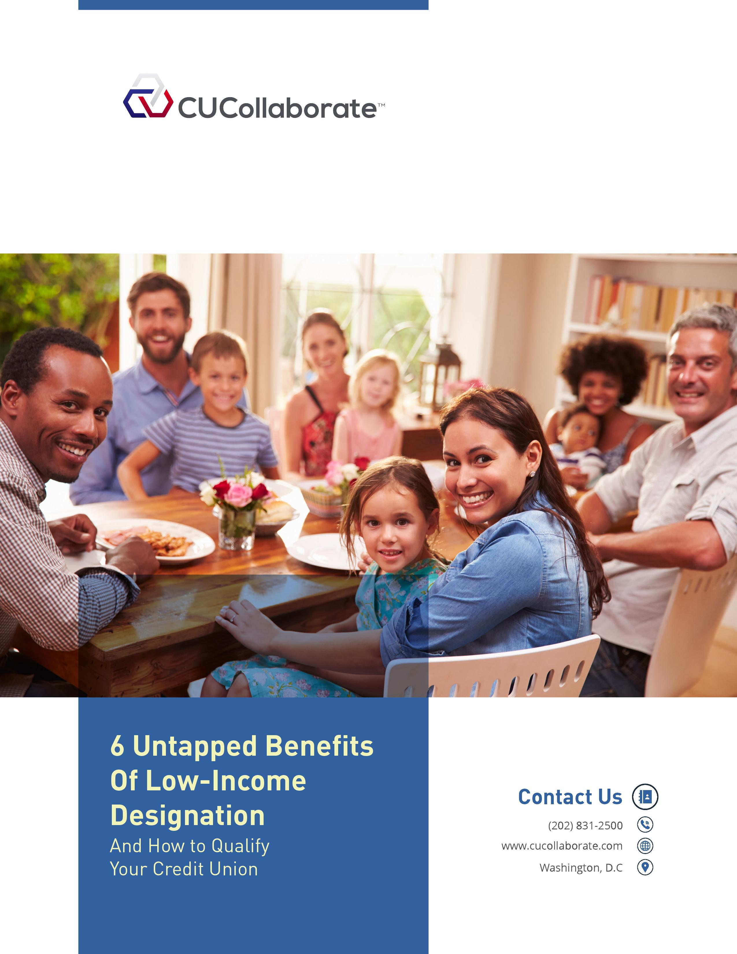CUCollaborate Low Income Credit Union Guide