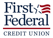 First Federal Credit Union Logo